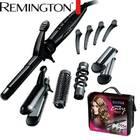 Плойка, щипцы для волос с насадками Remington S8670