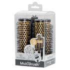 Набор брашингов Olivia Garden MultiBrush 26 мм 4 шт со съемной ручкой в комплекте