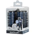 Набор брашингов Olivia Garden MultiBrush 36 мм 4 шт со съемной ручкой в комплекте