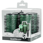 Набор брашингов Olivia Garden MultiBrush ONE SIZE KIT XL 56 мм 4 шт со съемной ручкой в комплекте
