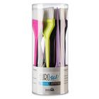 Набор кистей для окрашивания волос Eurostil 04682, 24 штуки